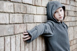 alcohol or substance abuse related to childhood suffering?