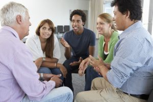 Group therapy or a support group in New York City or Princeton can help you deal with your emotions while sober.